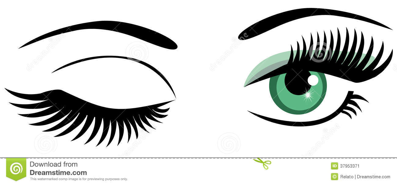 14 eye with eye lashes vector clip art images eye lashes Moving Winking Eyes Clip Art Moving Winking Eyes Clip Art