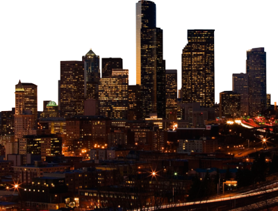 City Skyline PSD