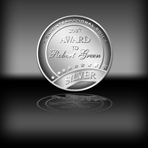 Coin Design Template
