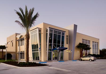 Commercial Building Exterior Paint Color