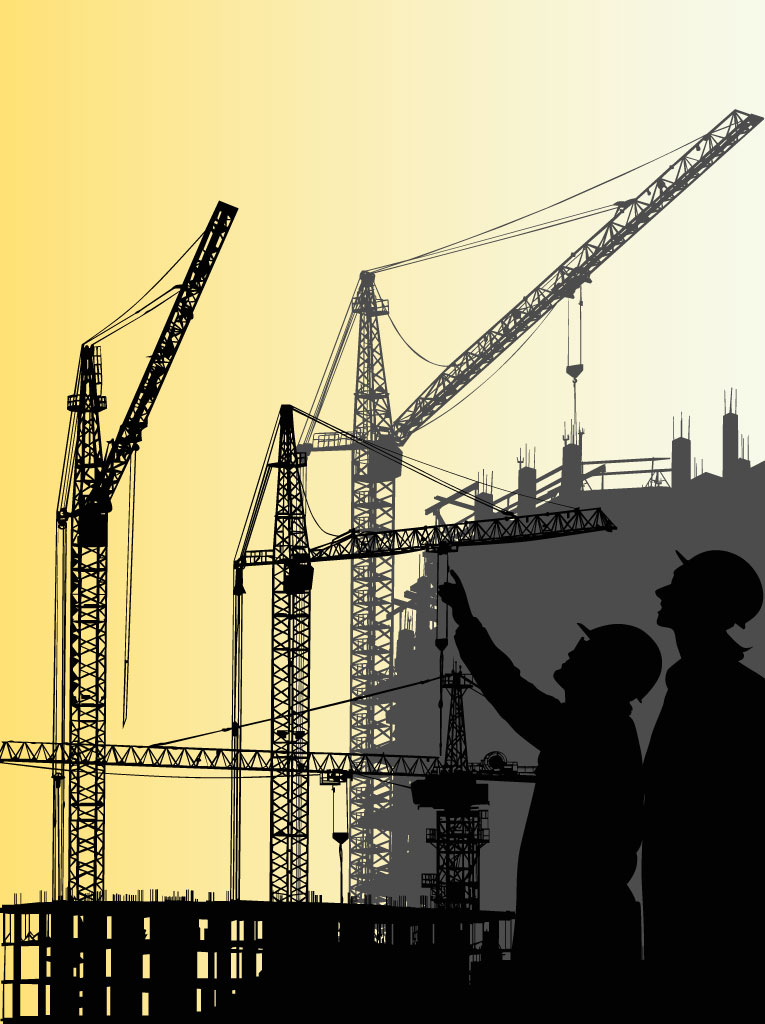 15 Construction Site Vector Images