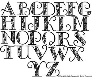 easy letters cool fonts drawings pretty letter alphabet draw font different writing lettering written newdesignfile doodle via printable abcs