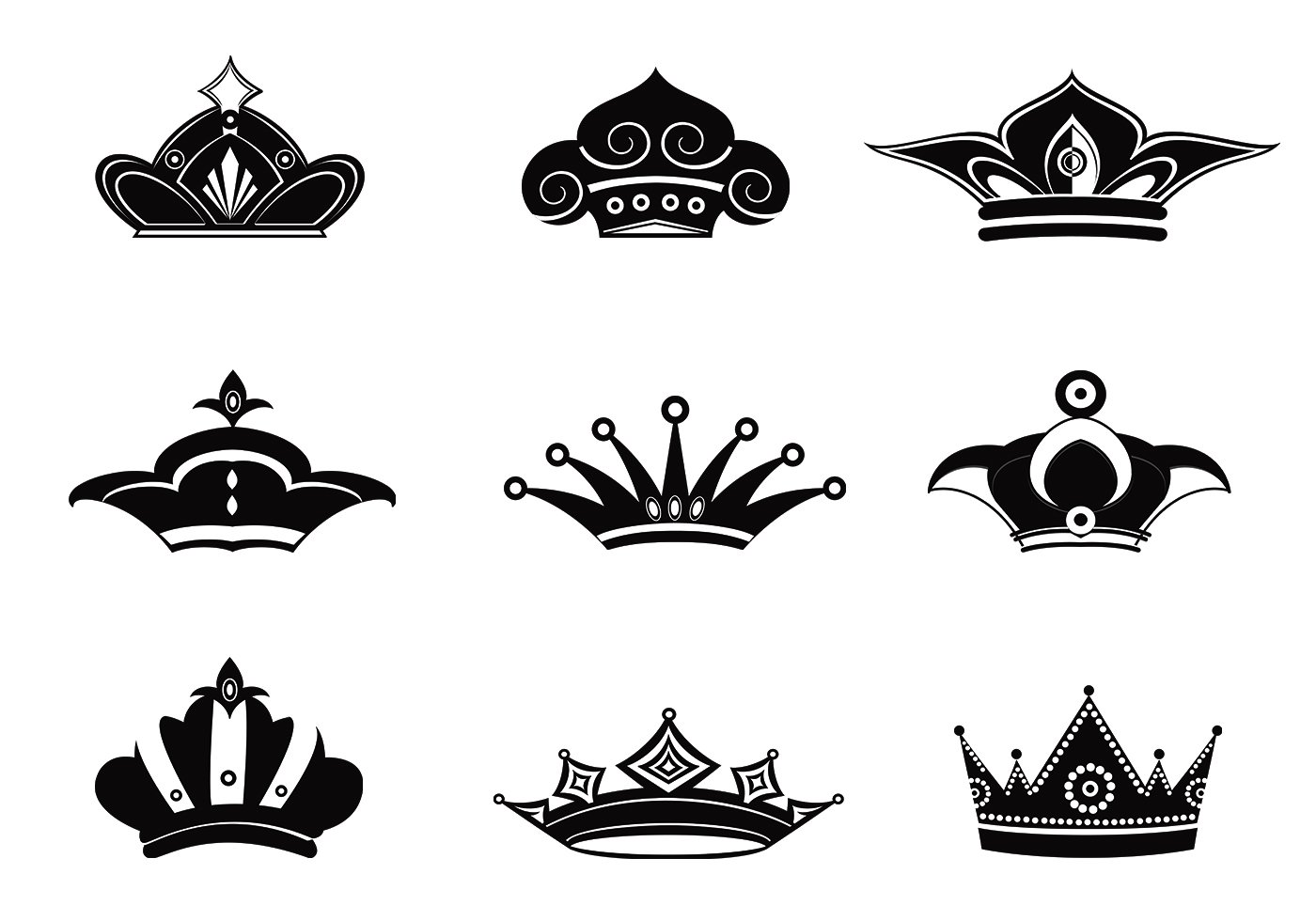 free vector tiara clip art - photo #41
