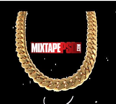Cuban Gold Chain PSD