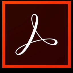 DC Adobe Acrobat Reader Logo