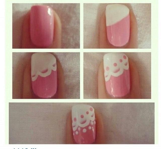 14 DIY Nail Designs Pinterest Images
