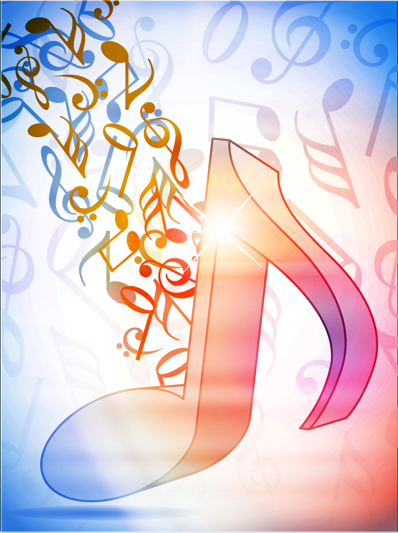 Dynamics Music Symbols Vector