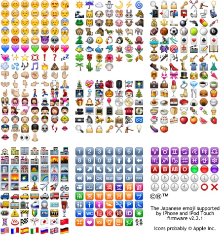 9 Adult Emoticons IPhone Images