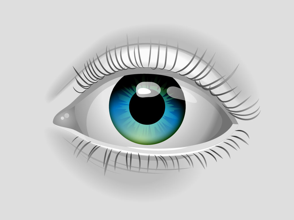 7 Eye Vector Graphics Images