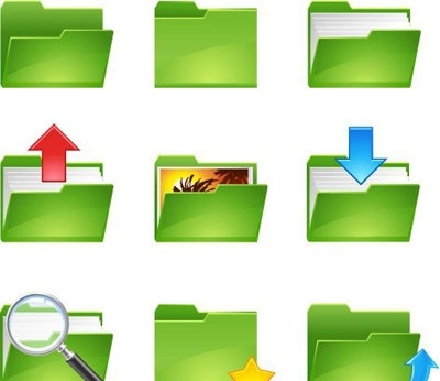 File Folder Icons Free Download