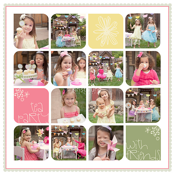 Free Collage Template Design