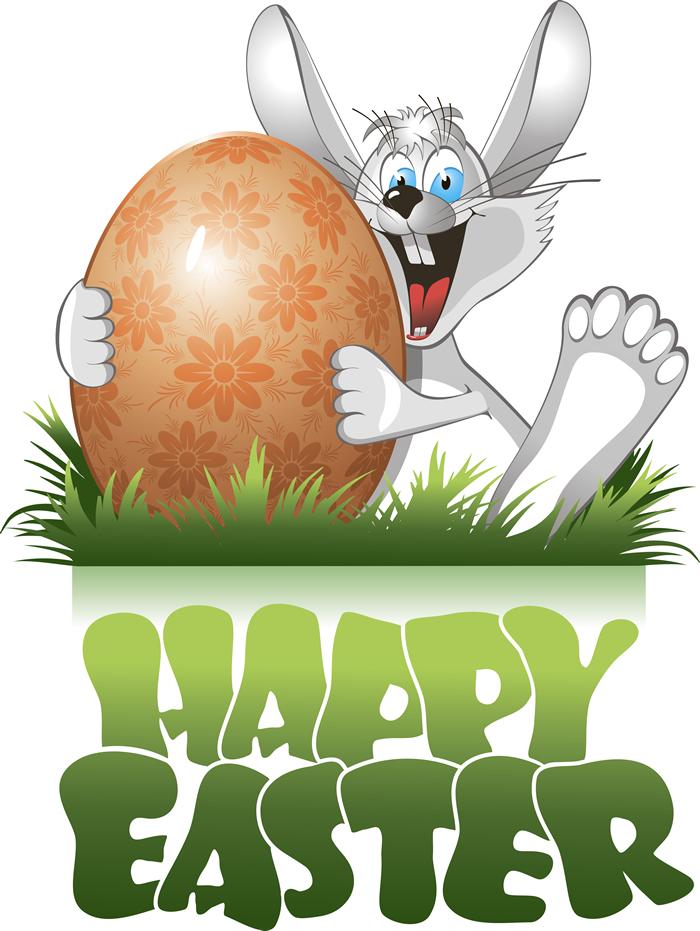 Free Easter Cartoons
