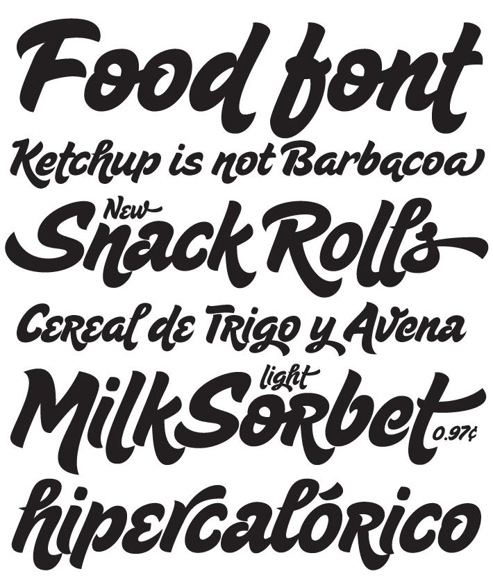 Free Font Design Templates