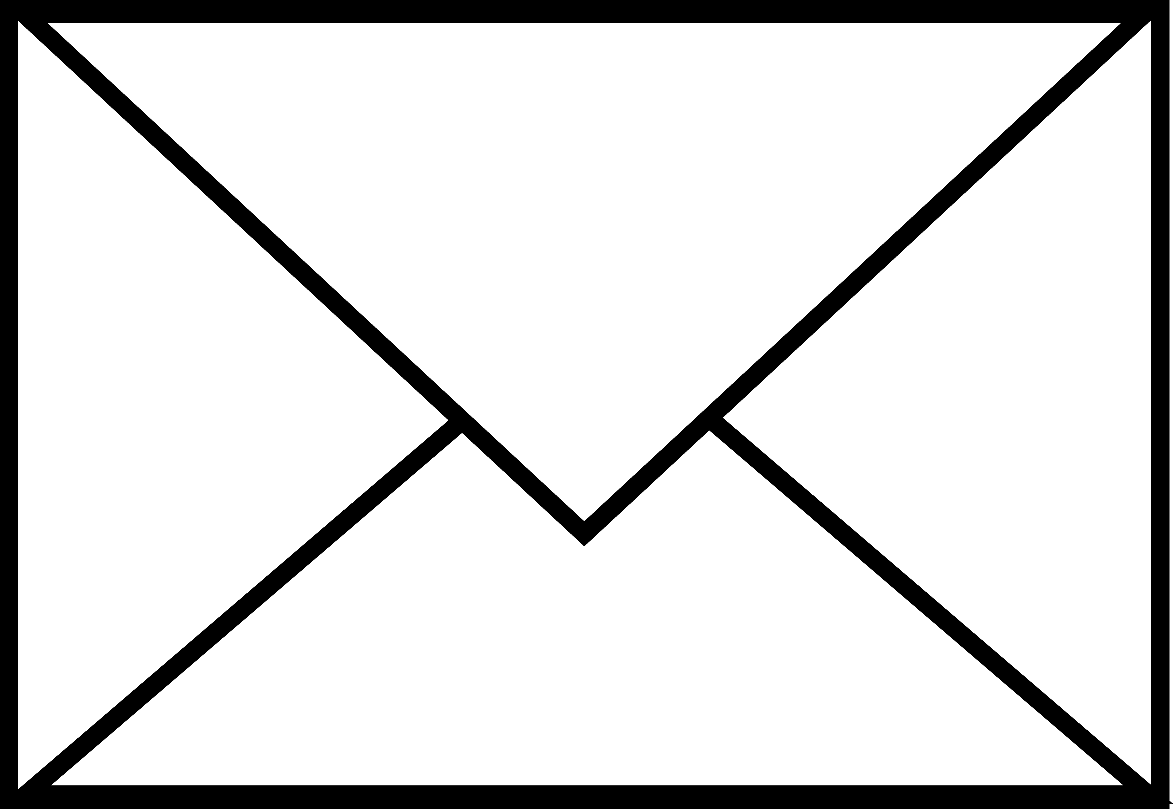 Free Letter and Envelope Clip Art