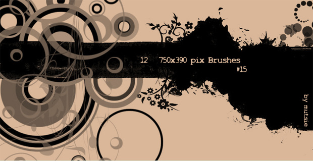 Free Photoshop Banner Brushes