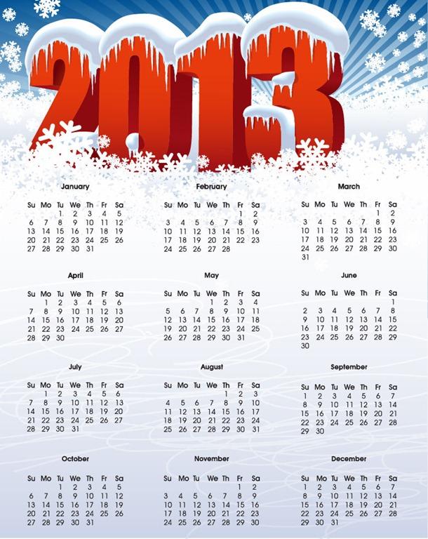 Free Vector Graphics Calendar