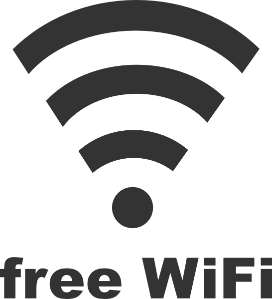12 Free Vector Wifi Symbol Images