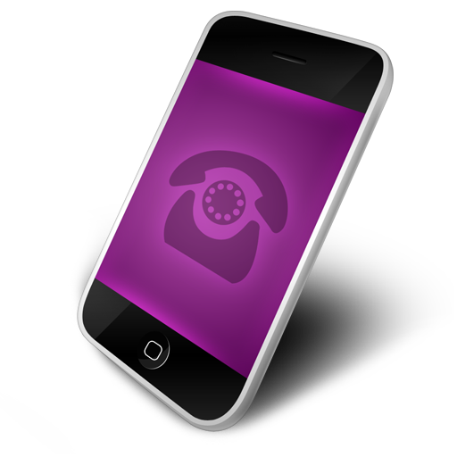 11 Purple Contact Icon.png Images
