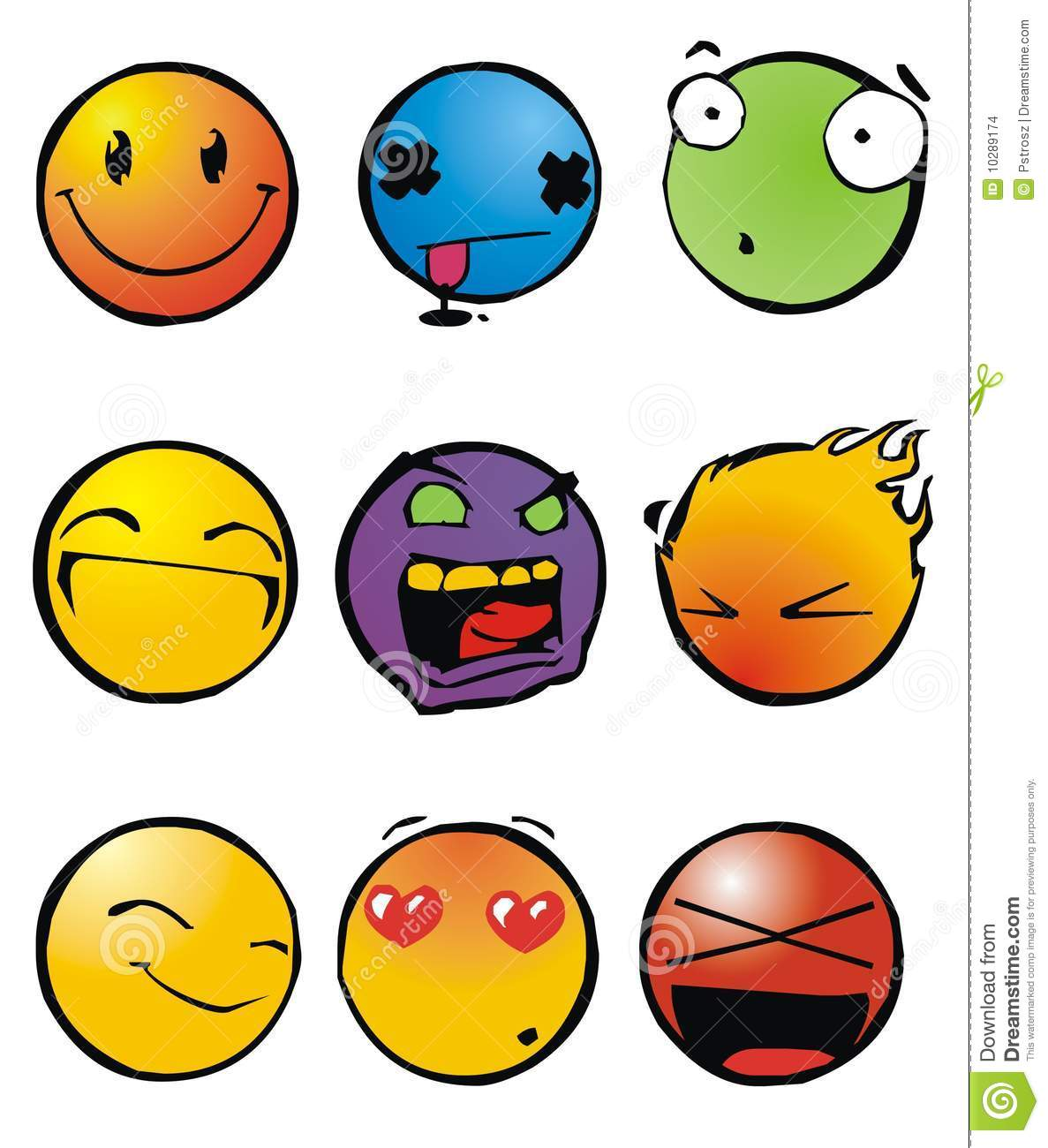 Funny Smiley Emoticons