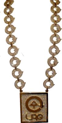 Gold Chain PSD