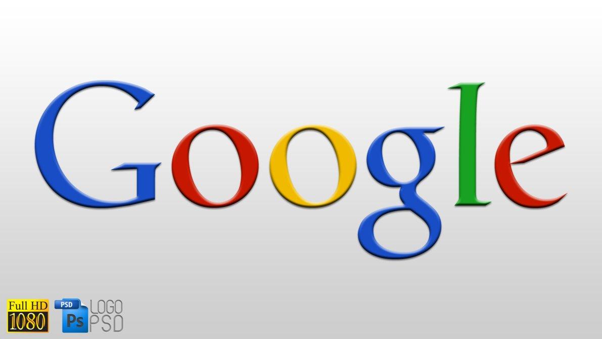 14 Google Logo PSD Images