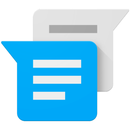 Google Messenger Icon