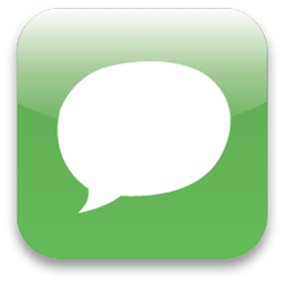8 Green Chat Icon.png Images