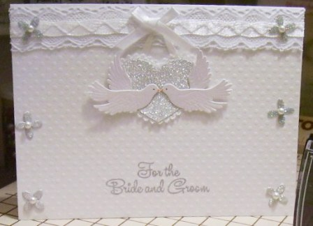 13 Homemade Wedding Cards Design Images
