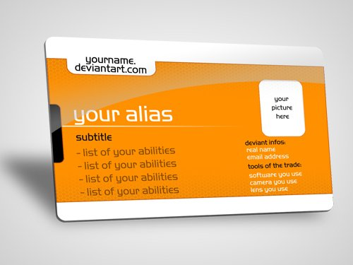 Library Id Card Template Psd Images  Blank Library Card