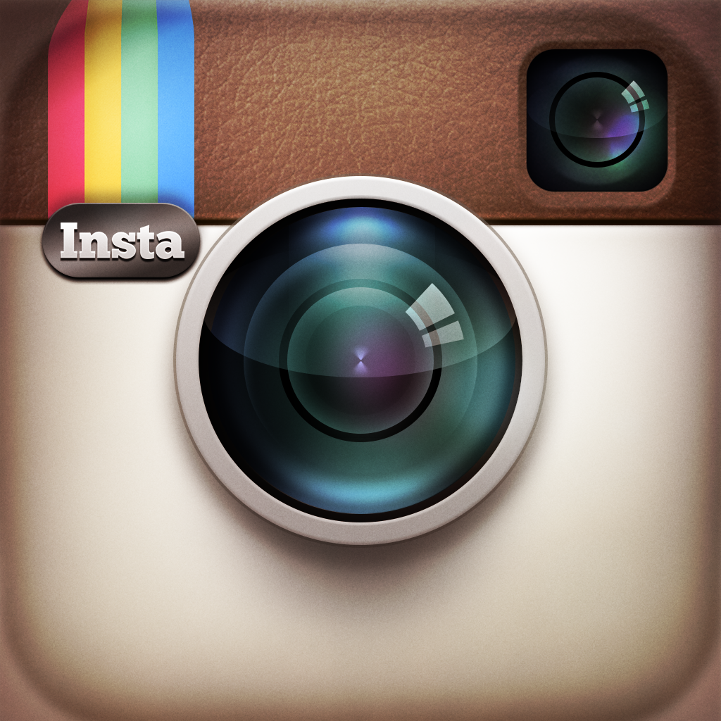 8 Official Instagram Logo Icon Images