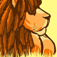15 Dreaded Lion Vector Images