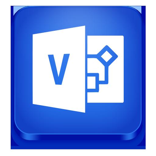 17 Microsoft Visio 2013 Icon Images