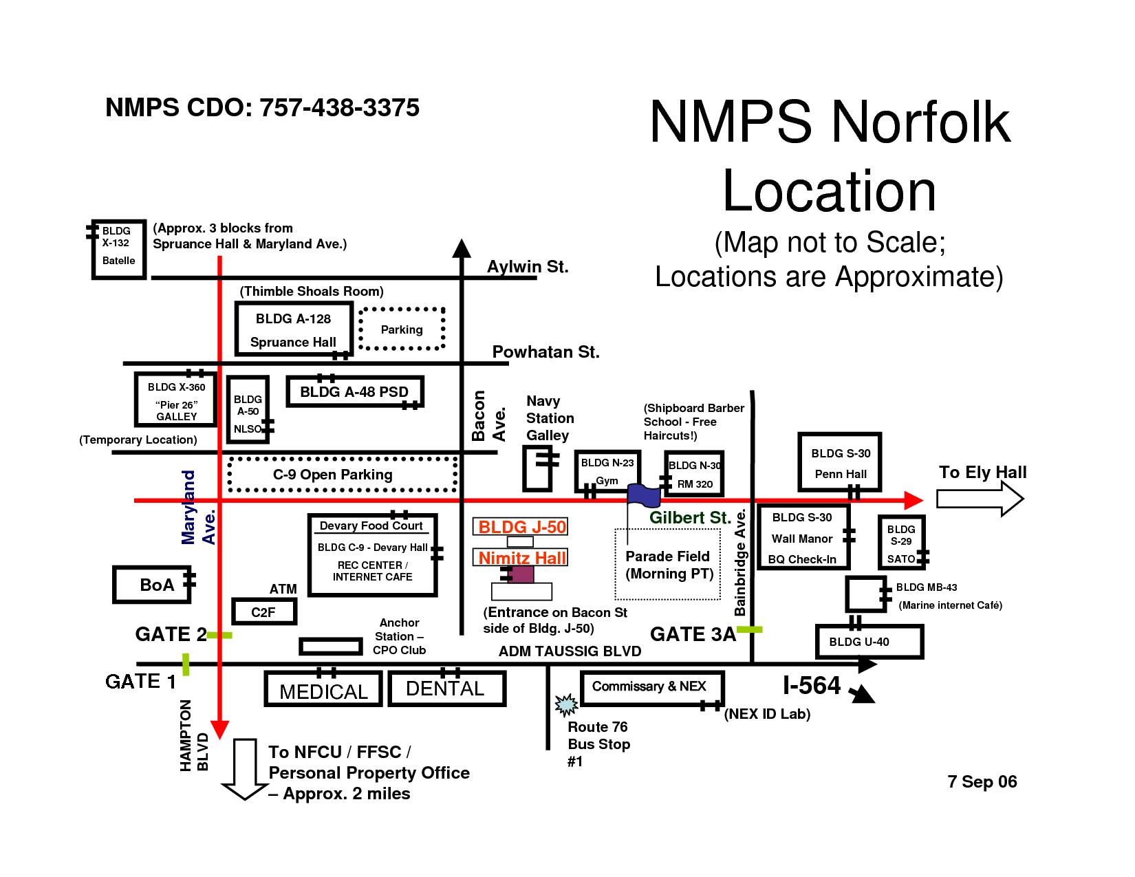 5 Navy PSD Locations Images - San Diego Naval Base PSD, San