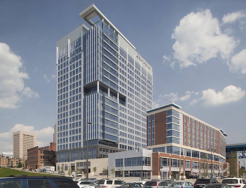Northwestern Mutual Building Construction