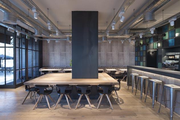 16 Warm Industrial Interior Design Images Industrial