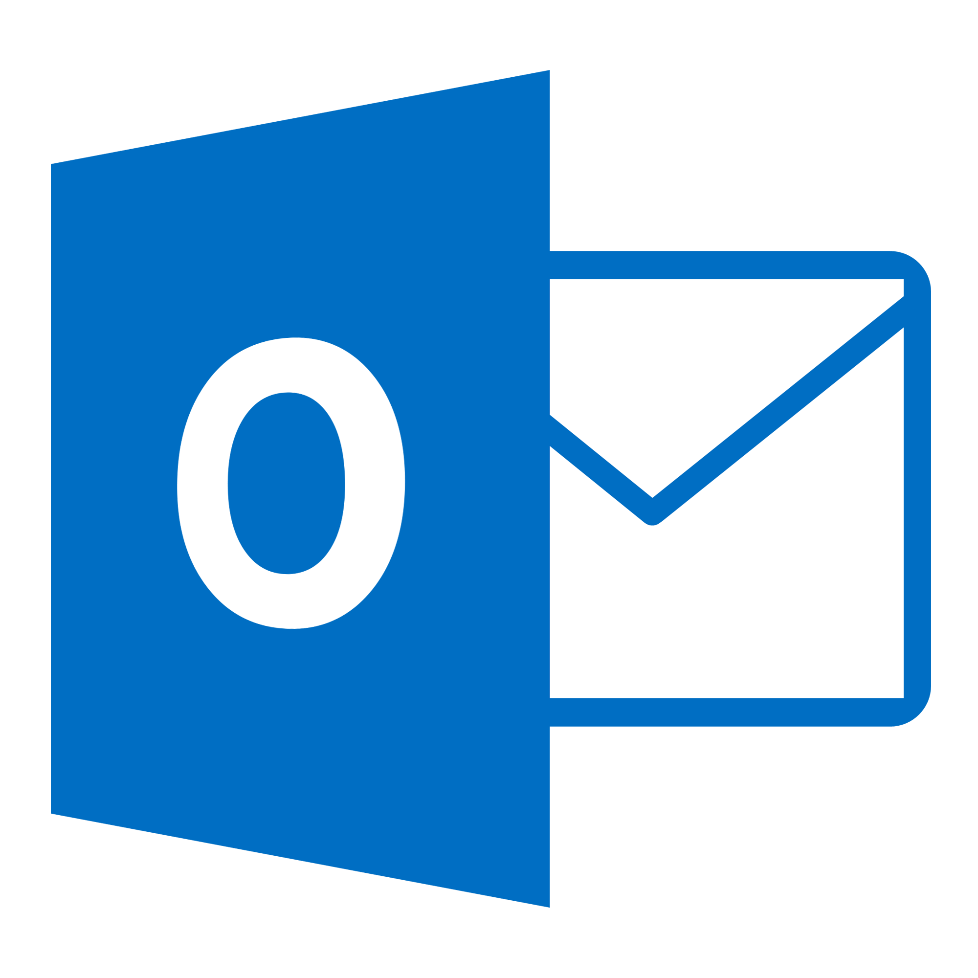 19 Outlook Envelope Icon Images