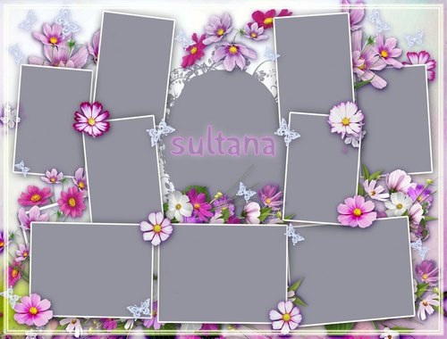 picture frame templates for photoshop - 16 food free psd collage templates images free photoshop