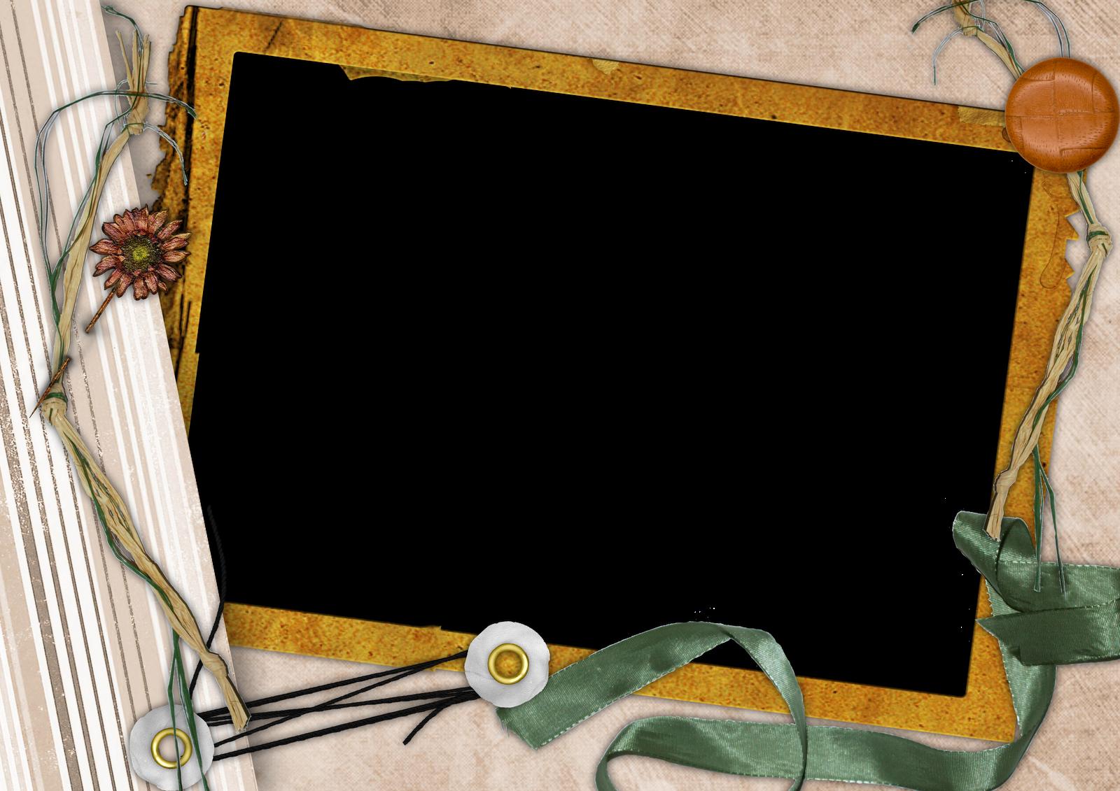 9 Photoshop Frame PNG Images - Free Photoshop Frames ...