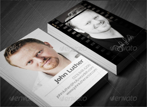 Sample Calling Cards Template