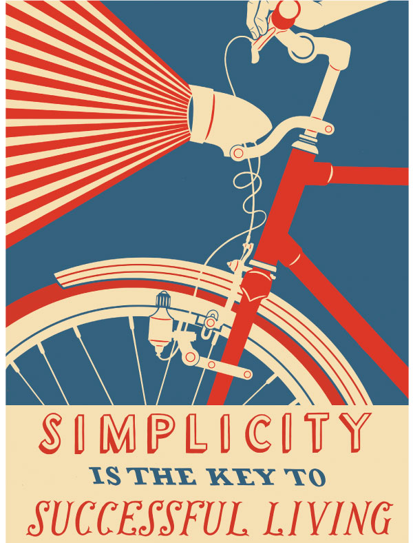 Simplicity Is the Key to Simple Living