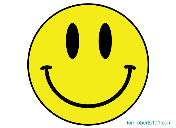 14 Free Vector Smiley Icon Images