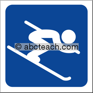 Sochi Winter Olympics Clip Art