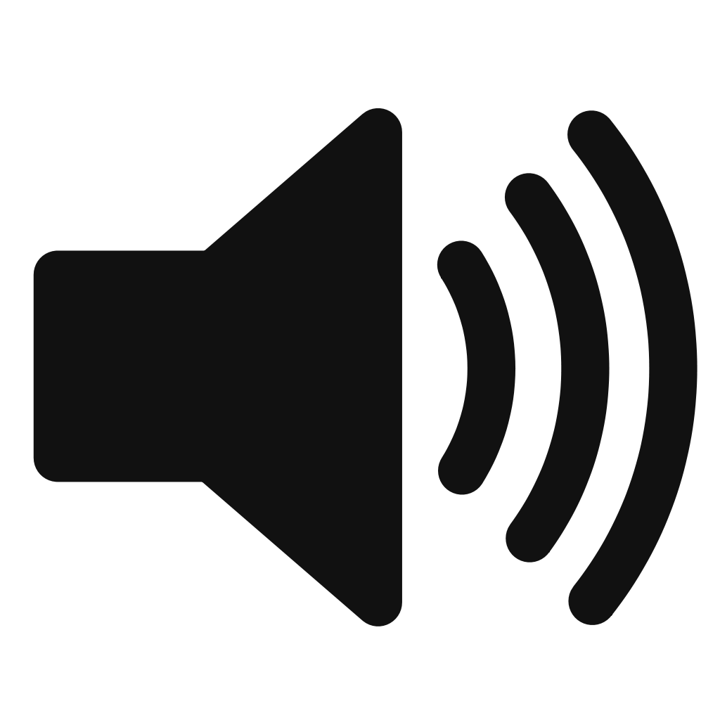 14 Speakers Audio Icon.png Images