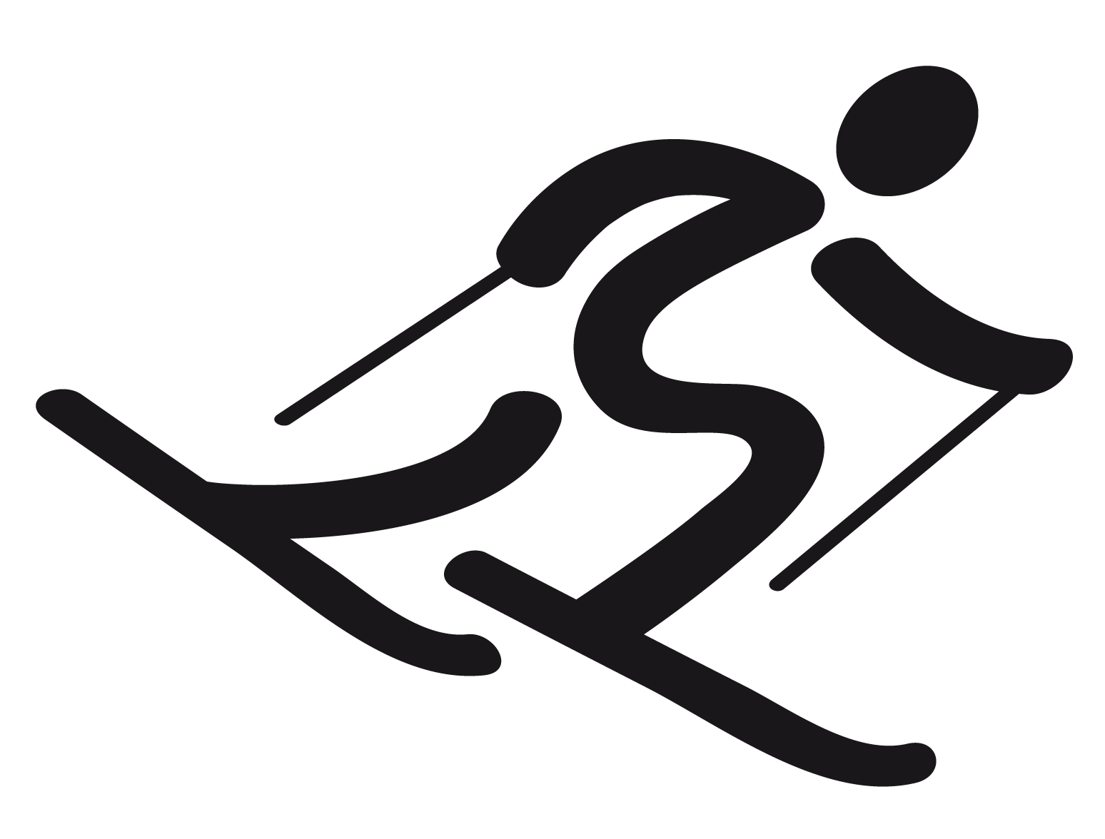 17 Alpine Olympic Icon Images