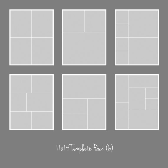Storyboard Collage Template Free