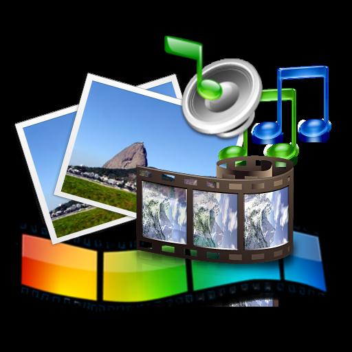 11 Multimedia Folder Icon Images