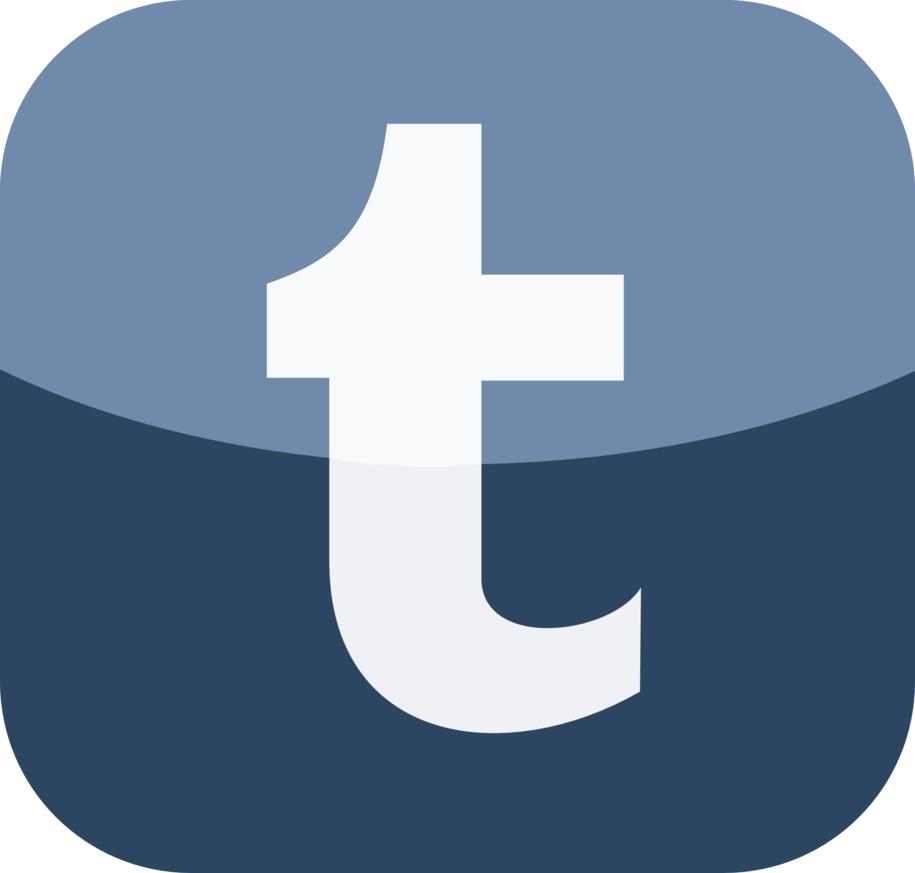 7 Tumblr Icon Transparent Images
