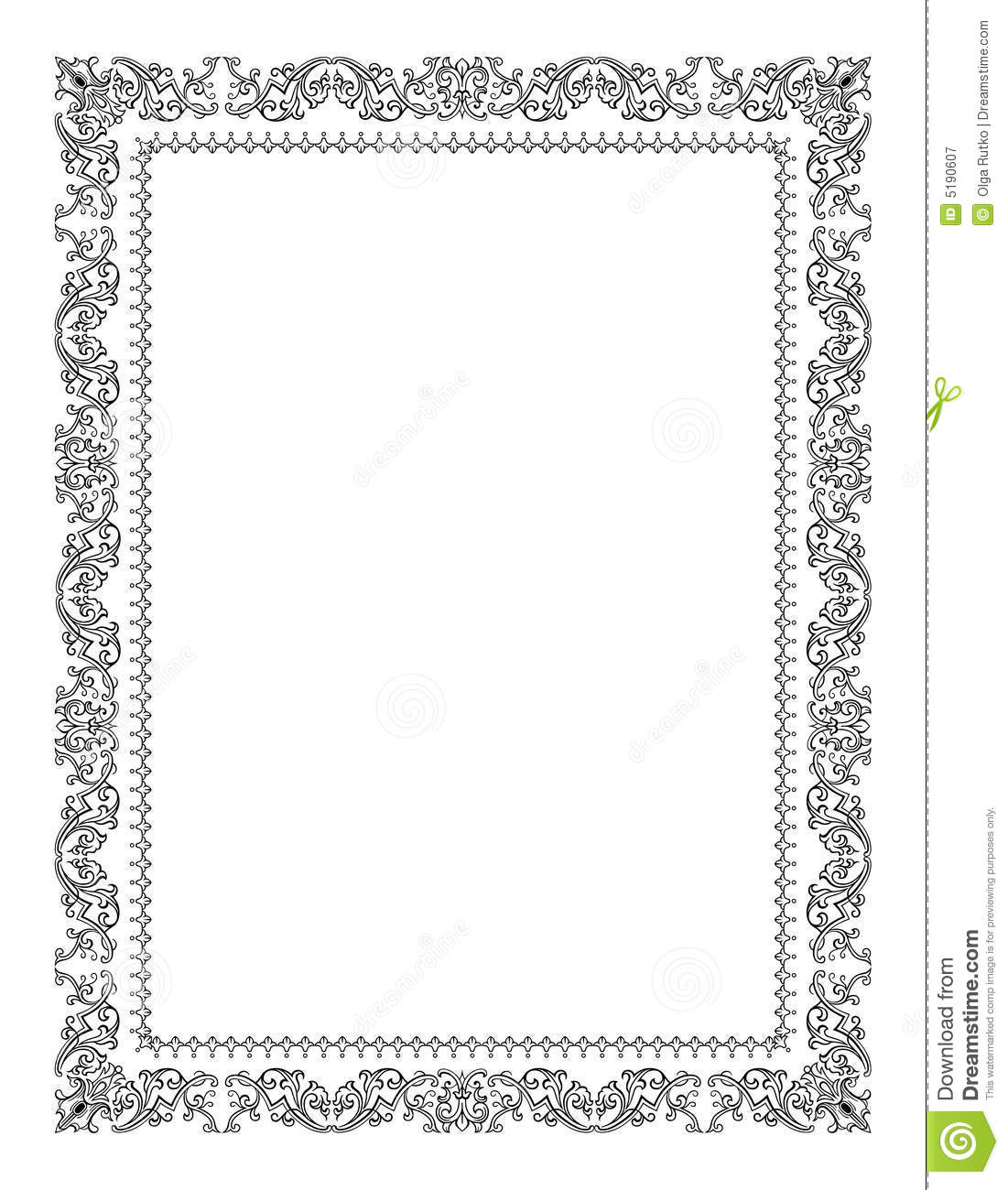 20 Royalty Free Vector Frame Images - Vector Borders and Frames Free ...