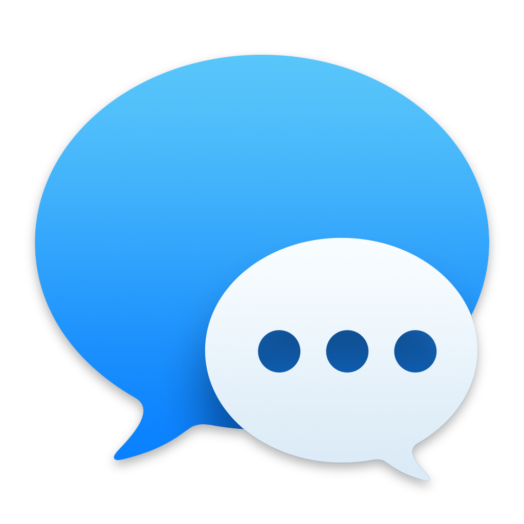 Yosemite Icon OS X Messages