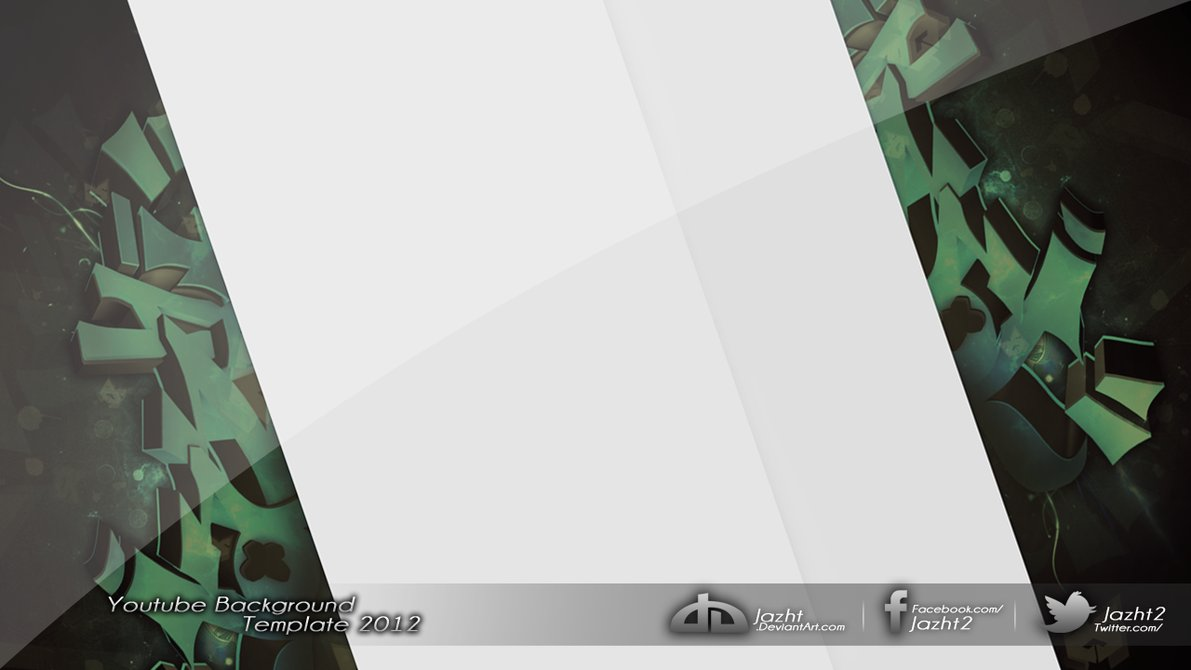 13 YouTube Background PSD Templates Images - YouTube-Channel
